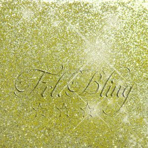 Bio Glitzer gold / Bio-Bling metallic GOLD