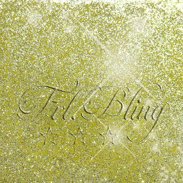 Bio Glitzer gold / Bio-Bling metallic GOLD