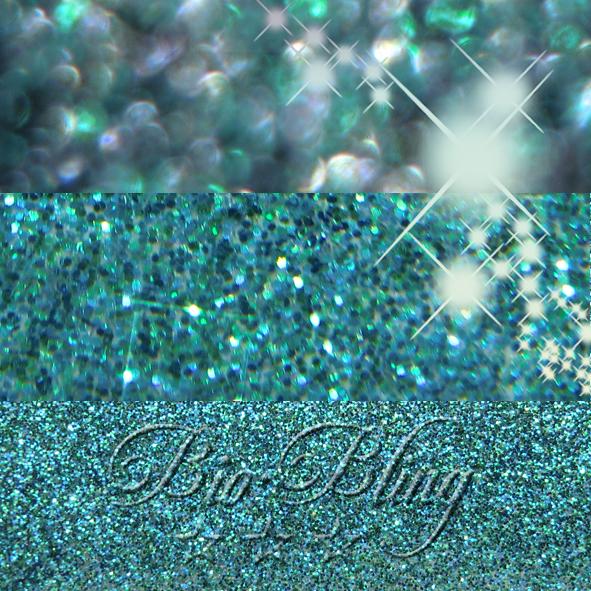 Bio Glitzer OCEAN BLUE