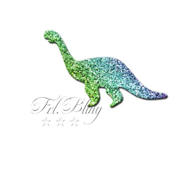 Glitzertattoo Schablonen DINO, dinosaurier