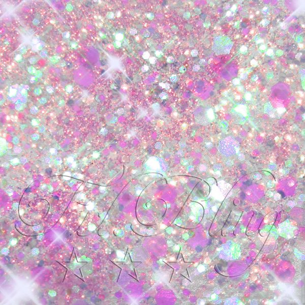 CHUNKY Glitter UNICORN, CHUNKY UNICORN, Festival, glitzer, Party , glitter