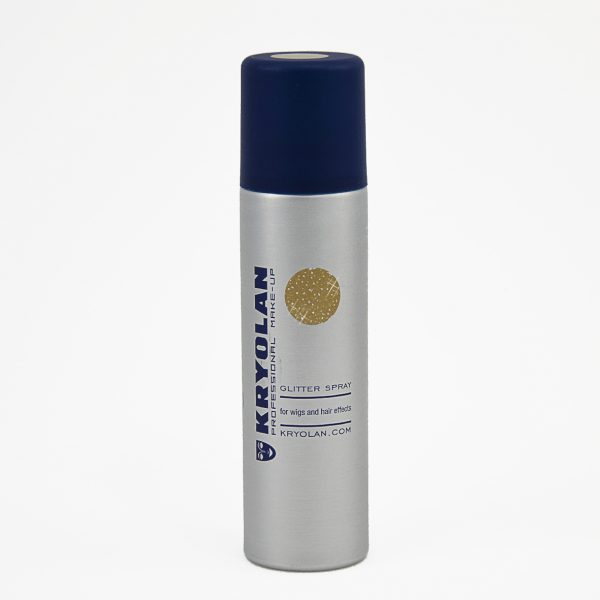 GLITTERSPRAY gold, glitter spray, glitzerspray, haarspray, spray glitter