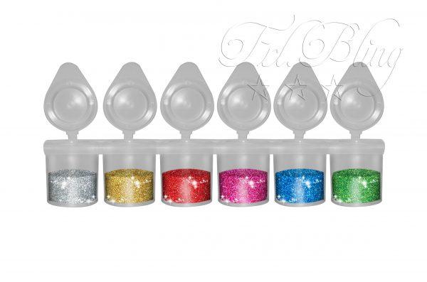 Glitter, Kinderschminken, fräulein bling, froilein bling, glitzertatoo. GLITZER Set BASIC 1, glitter. tattoos. Glitzerset. günstig, sparen, Angebot, GLITZER Set BASIC 1