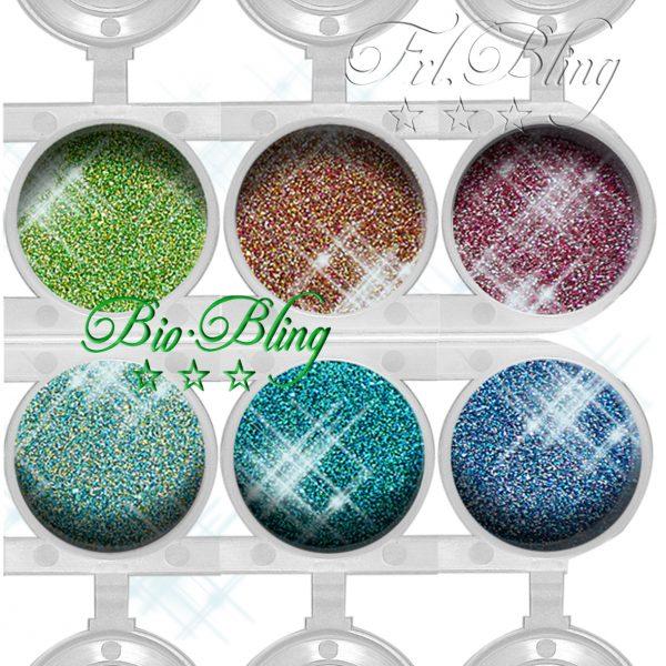 Bio Glitzer SET 3, Sparpreis Bio Glitzer Bio Bling, Sparprei, Glitzer set, biologisch, vegan, kompostierbar, ökologisch,umweltfreundlich, fräulein bling, frolein bling, bio, vegan