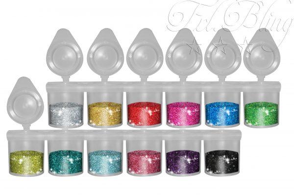 Glitter, Kinderschminken, fräulein bling, froilein bling, glitzertatoo. GLITZER Set BASIC 1, glitter. tattoos. Glitzerset. günstig, sparen, Angebot, GLITZER Set L BASIC