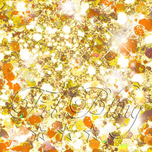 CHUNKY Glitter TIGER, glitter, glitzer Festival, Party, Einhorn, Prinzessin, Kinderschminken, kosmetischer Glitzer,