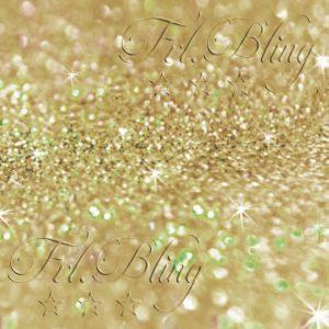 Glitzer SAND GOLD, Glitzer SANDGOLD metallisch 174P