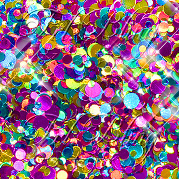 kompostierbares konfetti