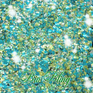 BIO Glitzer CHUNKY SAVE THE OCEAN