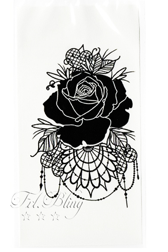 Quick Tattoo ROSE