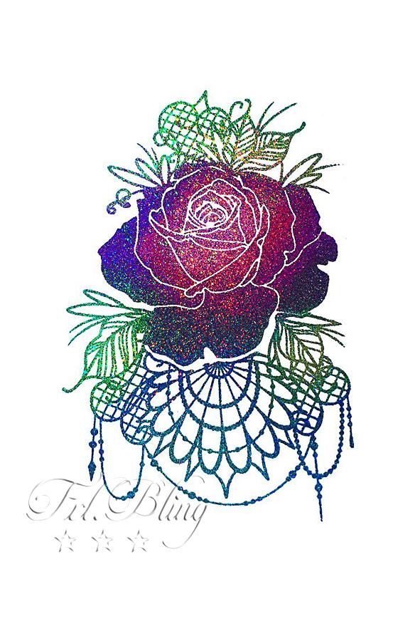 Quick Tattoo ROSE