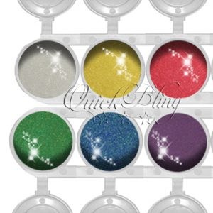 Quick Bling Glitzer SET 1