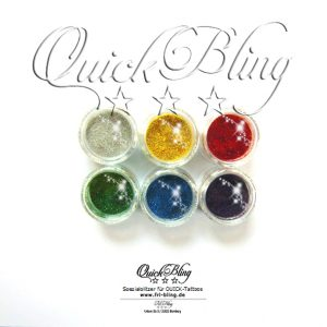 Quick Bling Glitzer SET S BASIC